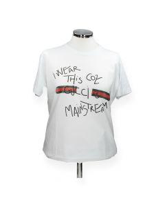 Witte t-shirt