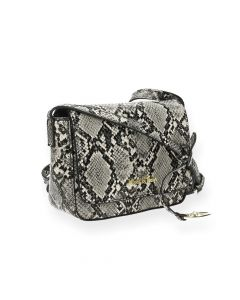 Slangenprint crossbody