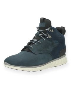 Blauwe bottines
