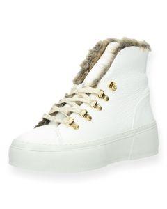 Witte bottines