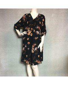Bloemenprint kleedje