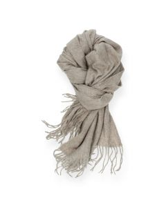 Beige sjaal