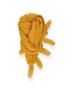 Oker sjaal