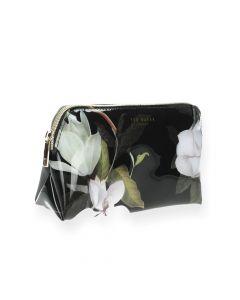 Bloemenprint make-up tasje Lacee
