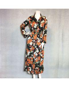 Bloemenprint kleed