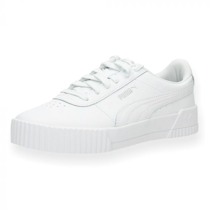 Witte sneakers Carina