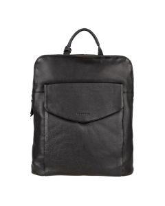 Zwarte rugzak Backpack