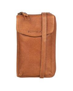 Cognac Phone Wallet