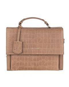 Bruine handtas Citybag