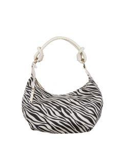 Schoudertas Zebra