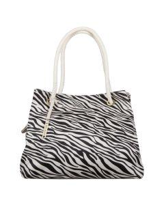 Zebraprint shopper