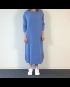 Blauw kleed