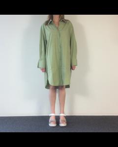Groen hemdkleed