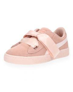 Roze sneakers Heart