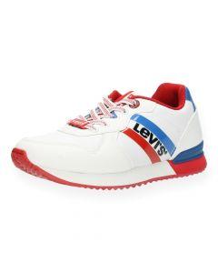 Witte sneakers Springfield