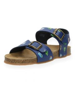 Blauwe sandalen Kamper