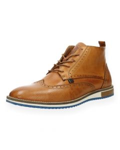 Cognac bottines Lima