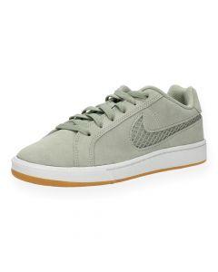 Lichtgroene sneakers