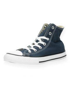 Blauwe sneakers Allstar High