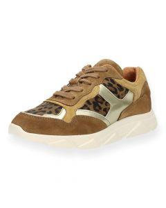 Bruine sneakers Kady