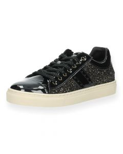 Zwarte sneakers Kika 2
