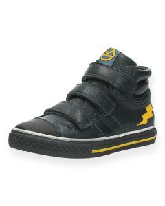 Blauwe sneakers Basket 2