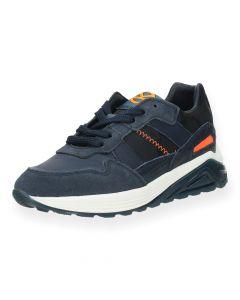 Blauwe sneakers Beastyboy