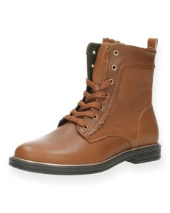 Cognac bottines Tigan 1