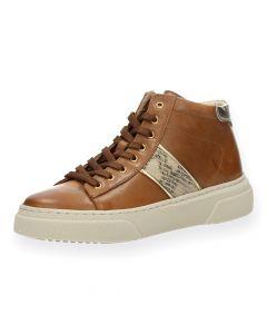 Cognac sneakers Soap