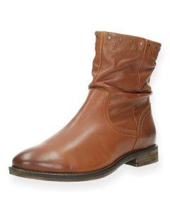 Cognac boots Stella