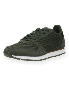 Kaki sneakers Ydun