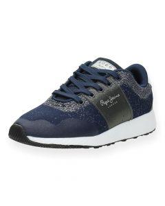 Blauwe sneakers Koko Sandy