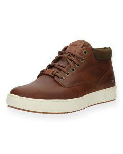 Bruine sneakers Cityroam