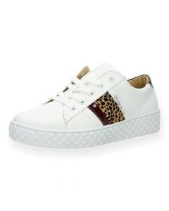 Witte sneakers Pica