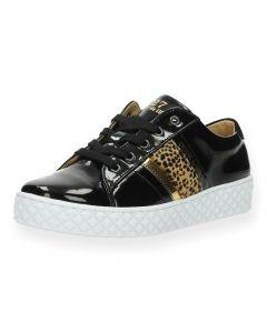 Zwarte sneakers Pica