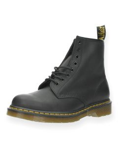 Zwarte bottines Greasy