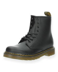 Zwarte bottines Softy