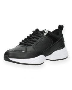 Zwarte sneakers Breeta