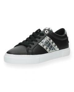 Zwarte sneakers Grayzin