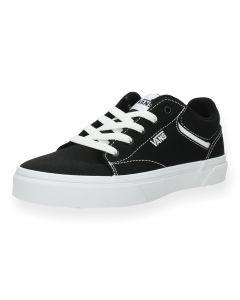 Zwarte sneakers Seldan