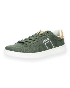 Groene sneakers