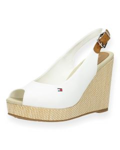Witte sandalen Iconic Elena
