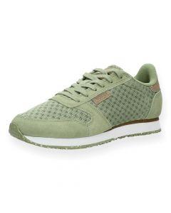 Groene sneakers Ydun