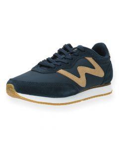 Blauwe sneakers Olivia
