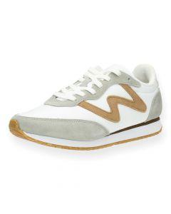 Witte sneakers Olivia