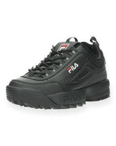 Zwarte sneakers Disruptor