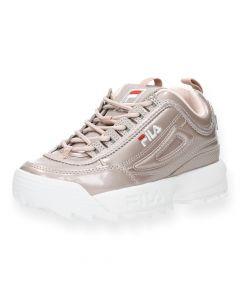 Roze sneakers Disruptor