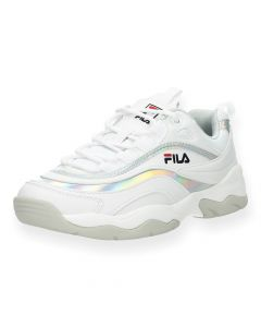 Witte sneakers Ray