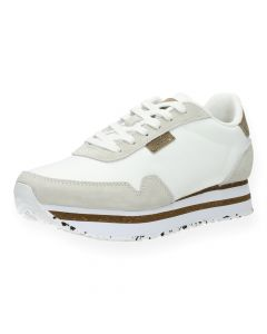 Witte sneakers Nora II