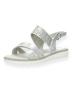 Grijze sandalen
